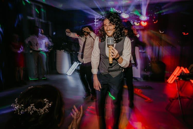 Hochzeit Fontana Golfclub - Party