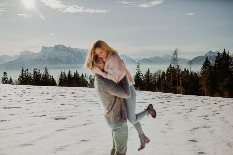 christina stefan gaisberg salzburg 00005 1 - Christina & Stefan - Paar-Shooting am Gaisberg