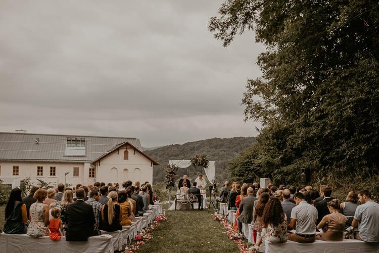 Freie Trauung Refugium Hochstrass - Zeremonie