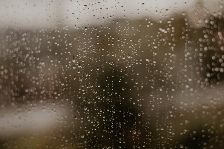 Freie Trauung Refugium Hochstrass - Regen