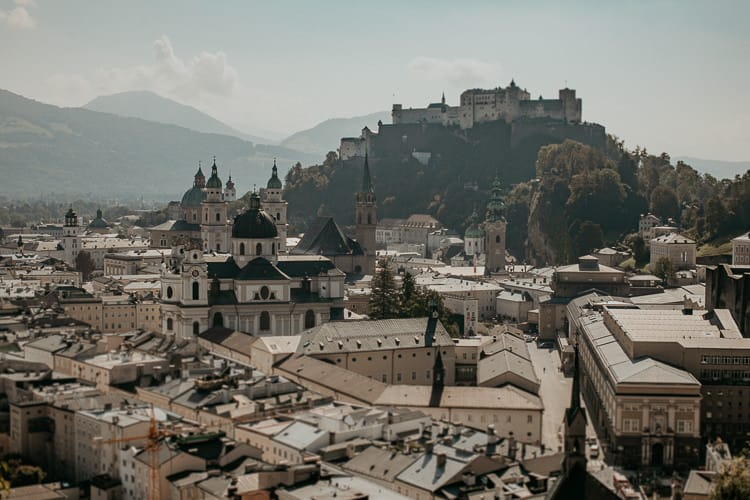 Hochzeit Salzburg Stadt