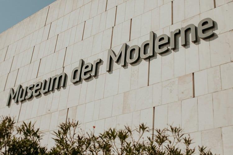 Hochzeit Salzburg Stadt, Museum der Moderne