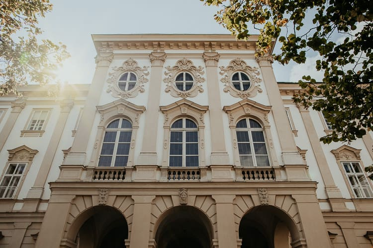 Hochzeit Salzburg Stadt, Schloss Mirabell
