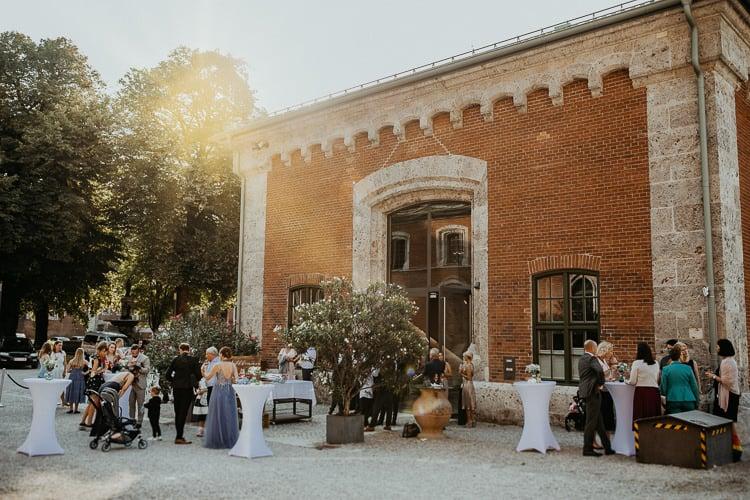 Hochzeit Bad Reichenhall, Alte Saline, Magazin3, Feier